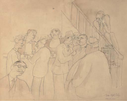 WILLIAM GAUNT (1900-1980)
