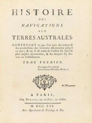 CHARLES DE BROSSES (1709-1777)