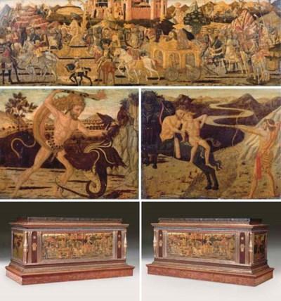 Attributed to Giovanni di Ser