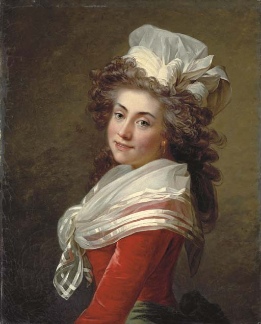 Jean-Laurent Mosnier (Paris 1743/4-1808 Saint Petersburg)