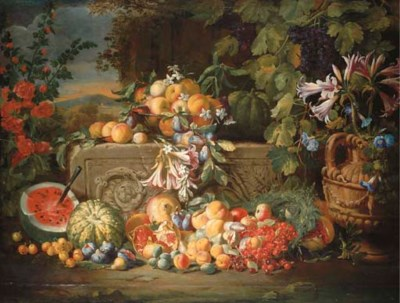 Abraham Brueghel (Antwerp 1631