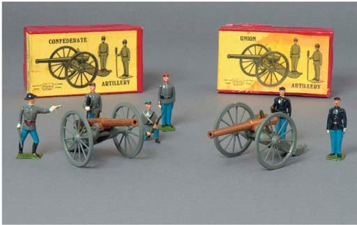 Britians Union and Confederate
