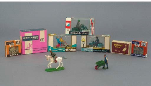 Britains Zoo, Farm and others