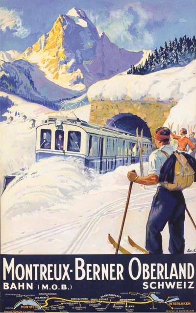 ELZINGRE, Edouard (1880-1966)