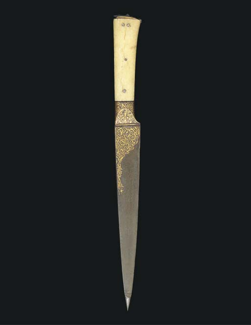 An Indian dagger (kard), North
