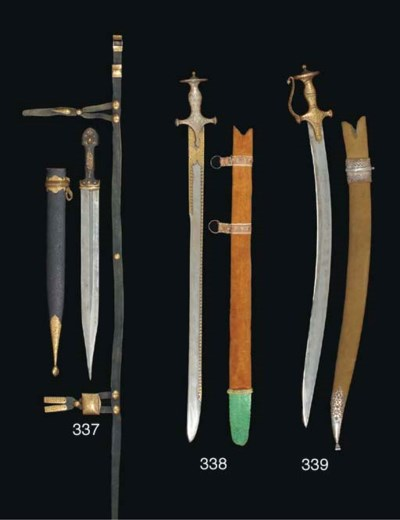 An Indian Sword, North India,