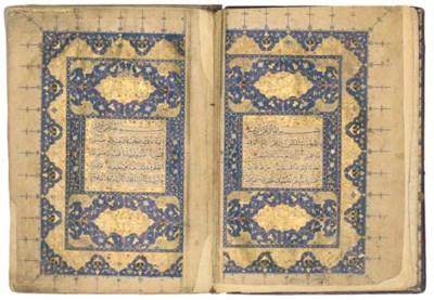 A TIMURID QURAN, IRAN, LATE 15