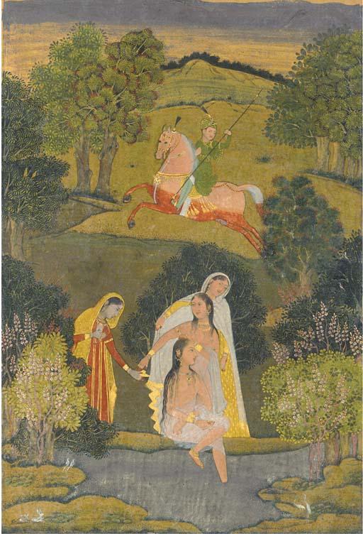 AN ILLUSTRATRATION FROM A KHAM