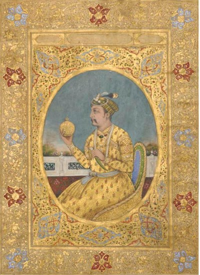 EMPEROR JAHANGIR, DELHI, 19TH