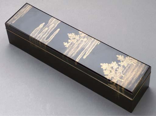 A Fubako, (letter box), late 1