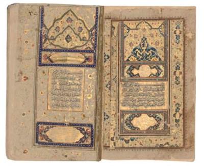 SMALL QUR'AN, QAJAR IRAN, 19TH