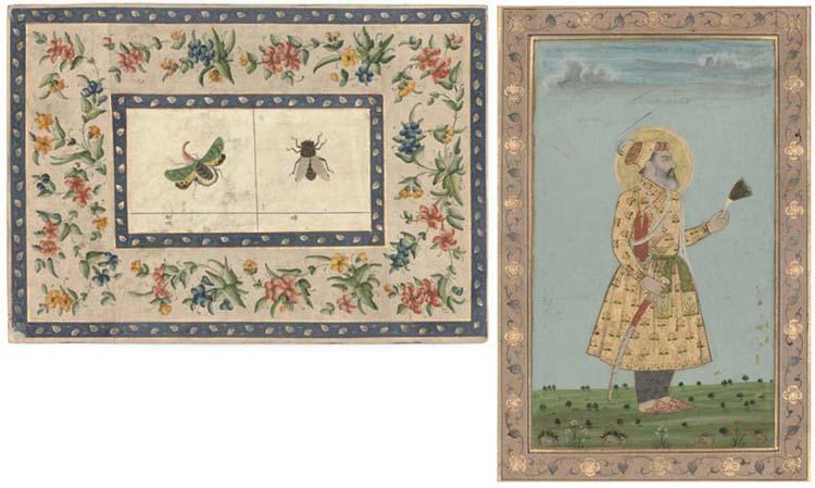 PORTRAIT OF SHAH JAHAN, MUGHAL, 17TH/18TH CENTURY