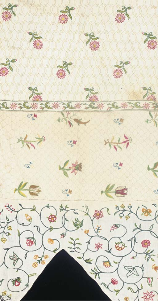A collection of embroideries,