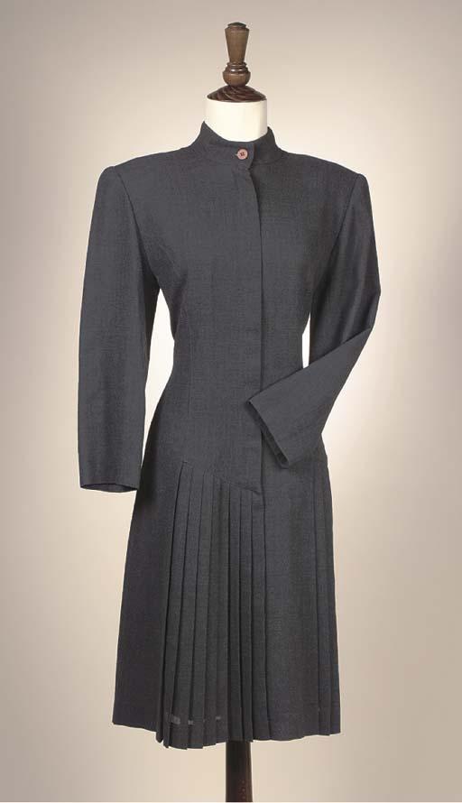 DRESSES BY HERMÉS AND CHLOÉ