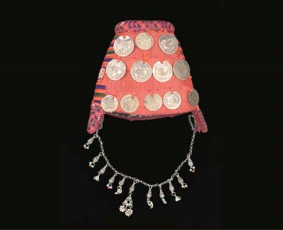 A CONICAL HAT (SHATWEH), JERUS