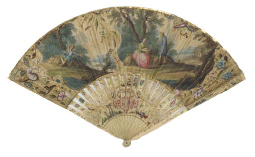 COUNTRY SCENES, A FAN