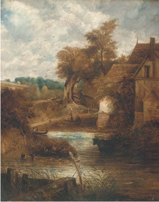 After John Constable, R.A.