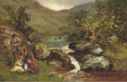 Benjamin Williams Leader (1831