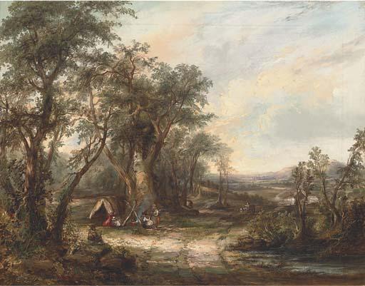 Circle of Joseph Paul (1804-18
