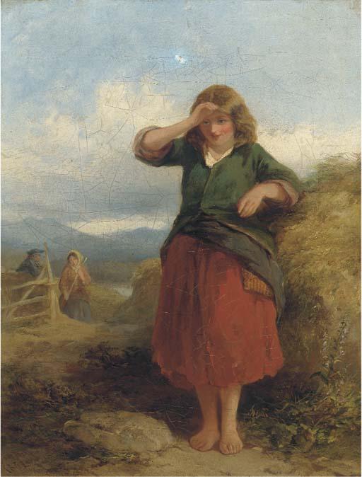 Francis William Topham (1808-1