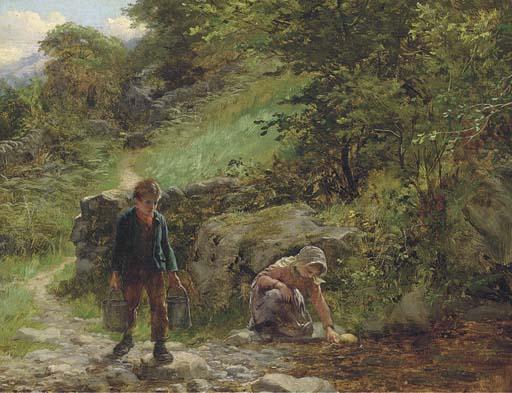William Bromley (Fl.1835-1888)