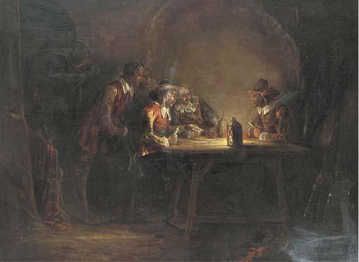 Manner of Rembrandt