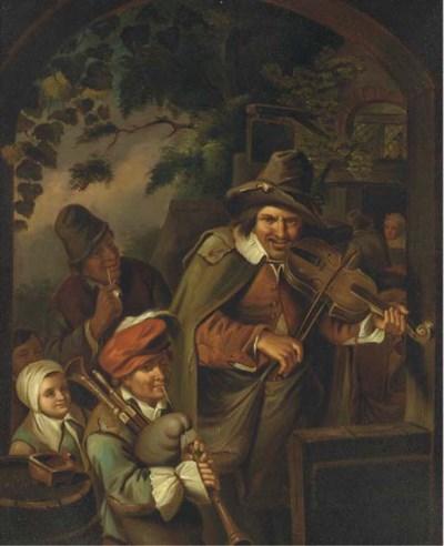 Follower of Adrien van Ostade