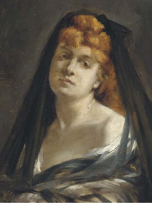 Follower of Léon Françoise Comerre