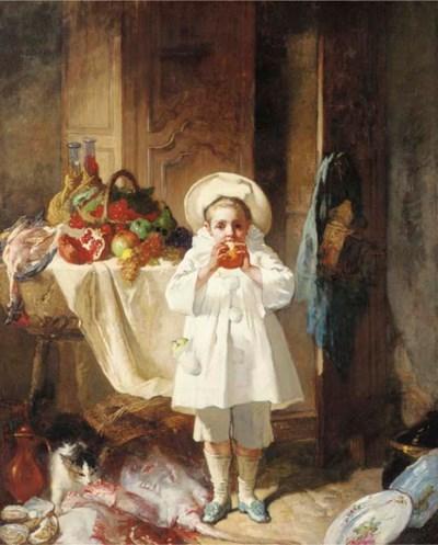 Charles Monginot (French, 1825
