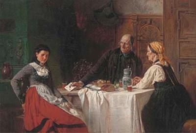 Conrad Beckmann (German, 1846-