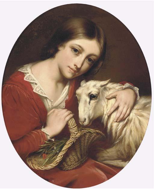 Charles Verlat (Belgian, 1824-