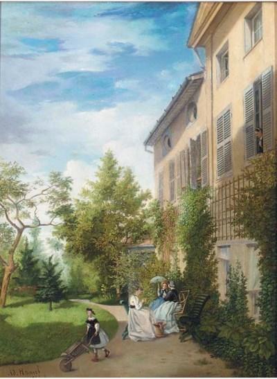 Adolphe Hamel (French, b.1820)