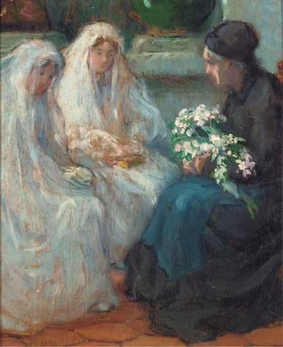 Antoine Daens (French, 1871-19