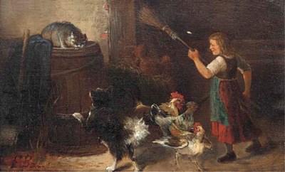 F. Ball (British, 19th Century