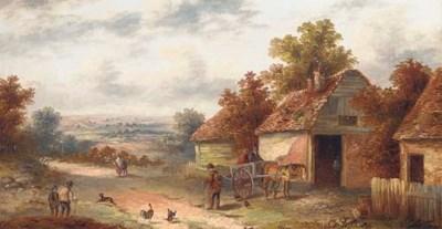 Edward Masters (British, 19th