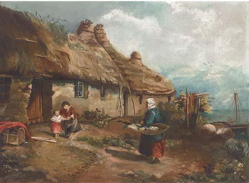 Irish School, 19th Century