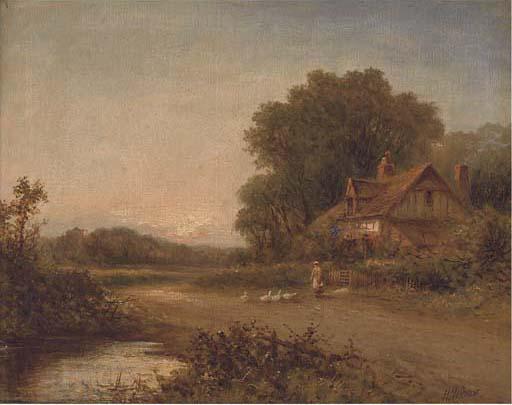 Henry Maidment (British, 19th/