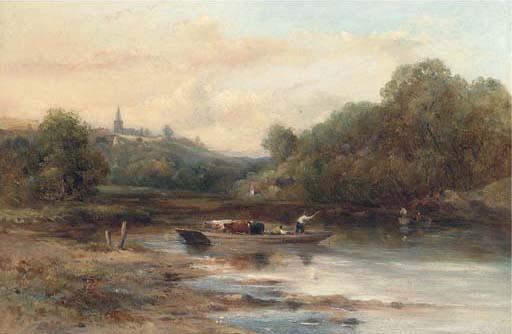 Frederick Waters Watts (Britis