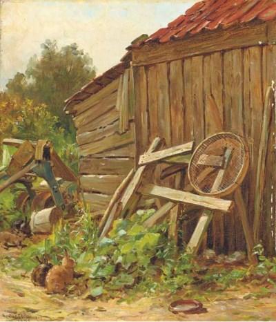 Hector Chalmers (British, 1849