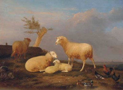 Franz Van Severdonck (Belgian,
