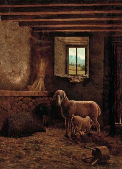 Eugene Meeks (American, b.1843