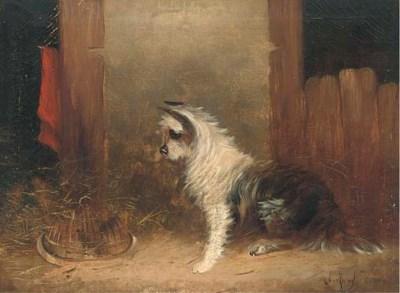 J. Langlois (British, 19th Cen