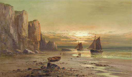 Frank Hider (British, 1861-193