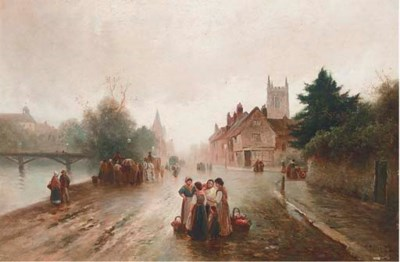 James Walter Gozzard (British,
