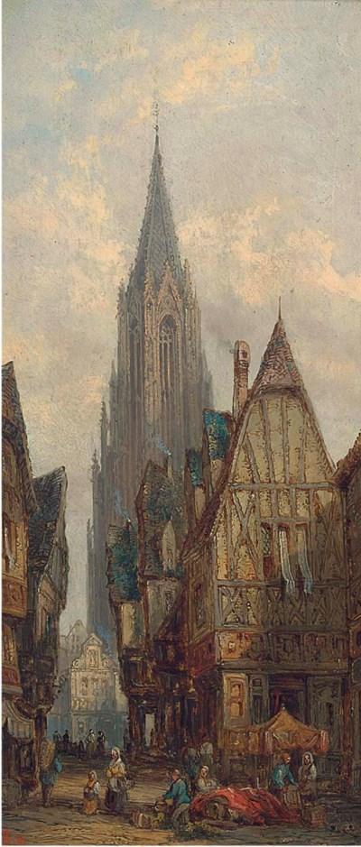 Henry Schäffer (British, d.190