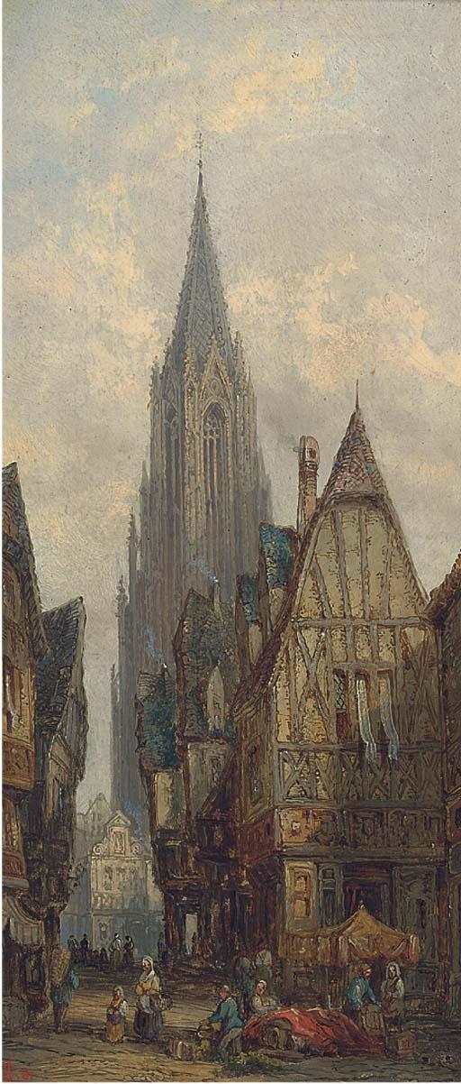 Henry Schäffer (British, d.1900)