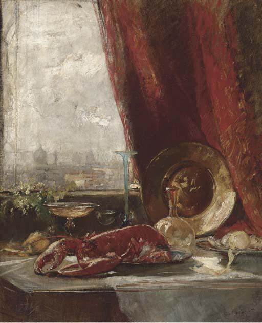 Hugo Charlemont (Austrian, 1850-1939)