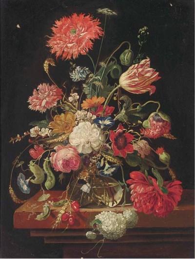 Manner of Jan van Huysum