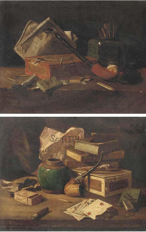 A. Walker (British, c.1885)