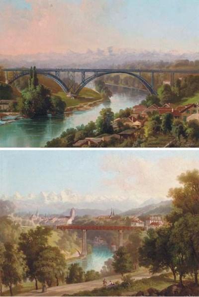 Carl Fuchs (Swiss, 1836-1886)